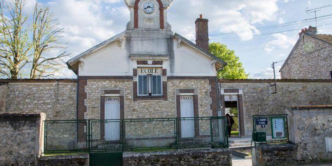 Prochaine visite de la Maison d'école de Pouilly-le-Fort