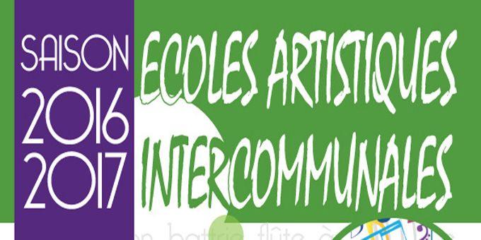 Écoles artistiques intercommunales