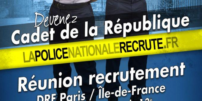 Cadet de la République