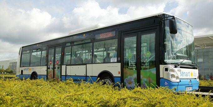 bus senart