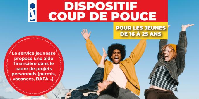 Dispositif COUP DE POUCE !